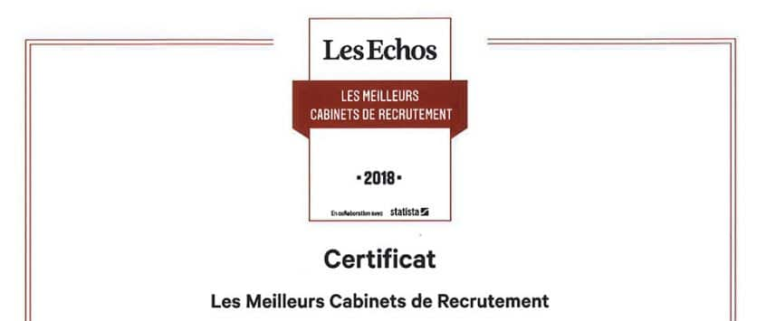 labeille conseil a t certifi meilleur cabinet de recrutement 2018 labeille conseil. Black Bedroom Furniture Sets. Home Design Ideas